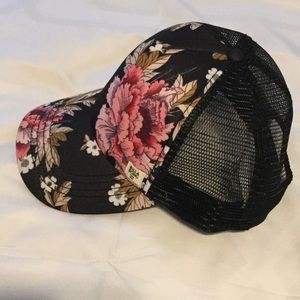 Billabong Accessories - Billabong Floral Cap